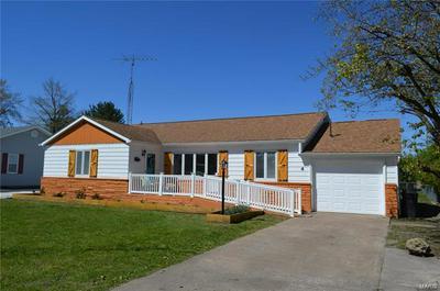 4 6TH ST, Carrollton, IL 62016 - Photo 1