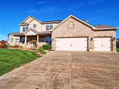 405 TULLERIES CT, FORISTELL, MO 63348 - Photo 1