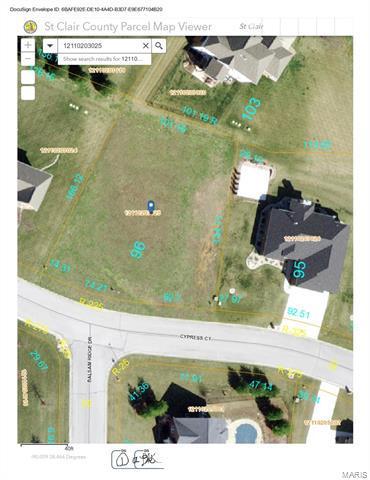 6516 CYPRESS CT, MILLSTADT, IL 62260 - Photo 2
