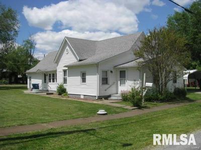 119 N SEBA ST, Hurst, IL 62949 - Photo 1