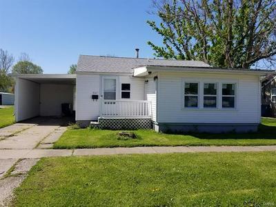 607 DONALDSON ST, Canton, MO 63435 - Photo 1