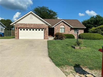 167 HEATHERLAND DR, Bethalto, IL 62010 - Photo 1