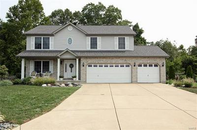 402 PEVELY HEIGHTS DR, Pevely, MO 63070 - Photo 1