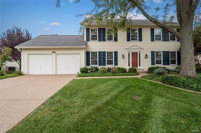 1619 SUNNY WIND CT, Chesterfield, MO 63017 - Photo 1