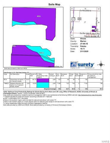 7645 FARTHING RD, Patoka, IL 62875 - Photo 2