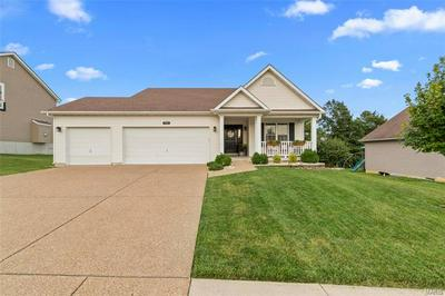 763 WRAUSMANN DR, Wentzville, MO 63385 - Photo 2