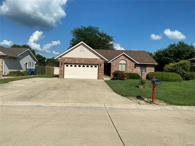 167 HEATHERLAND DR, Bethalto, IL 62010 - Photo 2