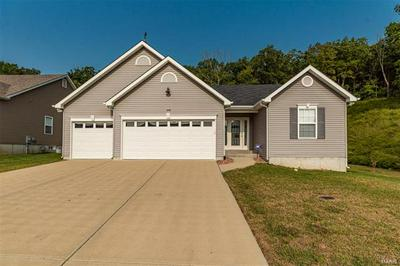 448 AMBER LAKE CT, Imperial, MO 63052 - Photo 1