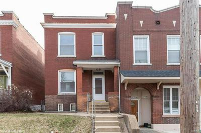 3726 FAIRVIEW AVE, St Louis, MO 63116 - Photo 1