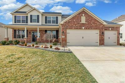 148 CENTRAL PARK AVE, FORISTELL, MO 63348 - Photo 1