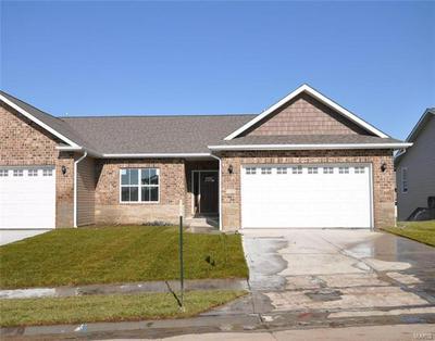 7109 REMINGTON VILLA DR, Maryville, IL 62062 - Photo 2