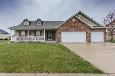 9644 WEATHERBY ST, MASCOUTAH, IL 62258 - Photo 1