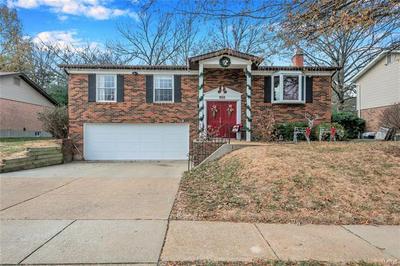 9555 CINNABAR DR, St Louis, MO 63126 - Photo 1