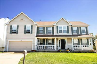 6132 MISTY MEADOW DR, House Springs, MO 63051 - Photo 1