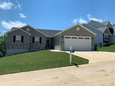 6 HOWLING CT LOT 157, Imperial, MO 63052 - Photo 1
