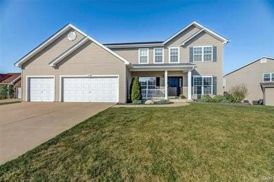 106 CRYSTAL CROSSING CT, Wentzville, MO 63385 - Photo 1