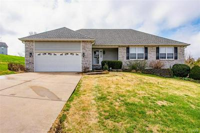 277 BRIDGEWATER HILL DR, VILLA RIDGE, MO 63089 - Photo 1