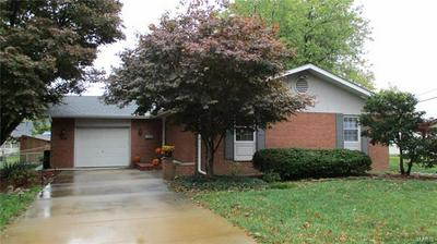 606 HARVARD DR, Edwardsville, IL 62025 - Photo 1