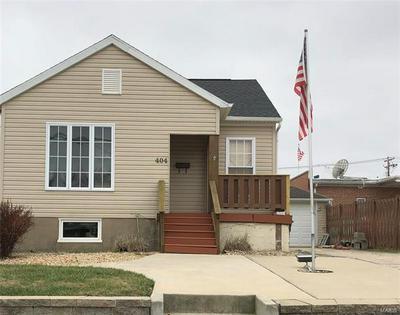 404 W ILLINOIS ST, Steeleville, IL 62288 - Photo 1