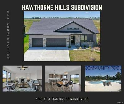 7118 LOST OAK DR, Edwardsville, IL 62025 - Photo 1