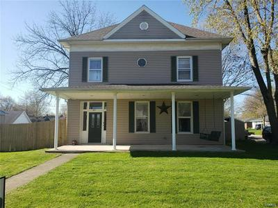123 W ROSS ST, Palmyra, MO 63461 - Photo 1