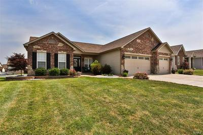 713 CHANCELLORSVILLE DR, Wentzville, MO 63385 - Photo 2