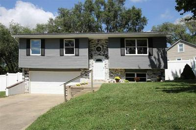 1 PARKWOOD CT, Bethalto, IL 62010 - Photo 1
