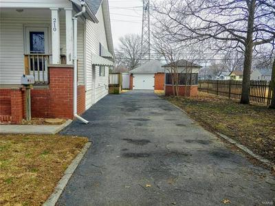 210 S DELMAR AVE, Hartford, IL 62048 - Photo 2