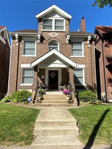5921 DE GIVERVILLE AVE, St Louis, MO 63112 - Photo 1