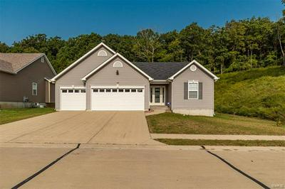 448 AMBER LAKE CT, Imperial, MO 63052 - Photo 2