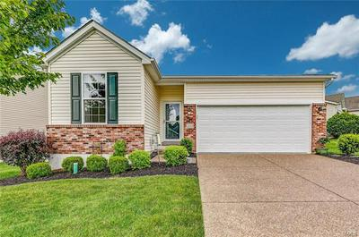 1131 SILO BEND DR, Wentzville, MO 63385 - Photo 1
