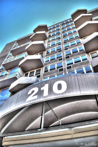 210 N 17TH ST UNIT 607, St Louis, MO 63103 - Photo 1