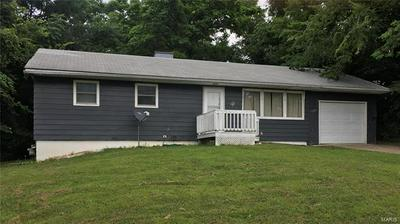2612 BELL AVE, Hannibal, MO 63401 - Photo 1
