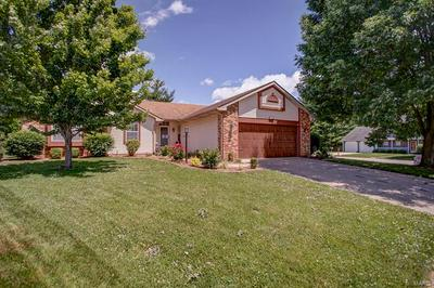 1106 AFFIRM DR, O'Fallon, IL 62269 - Photo 1