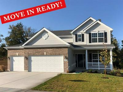 636 CREEK BEND DR, Wentzville, MO 63367 - Photo 1