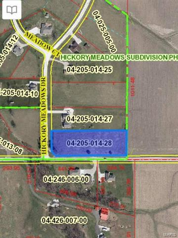 0 HICKORY MEADOWS DRIVE, Jerseyville, IL 62052 - Photo 1
