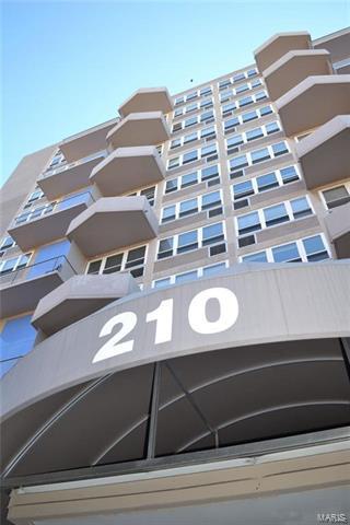 210 N 17TH ST UNIT 707, St Louis, MO 63103 - Photo 1