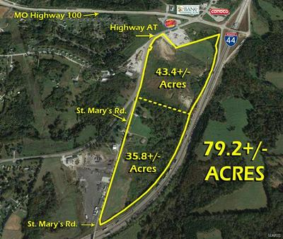 124 HIGHWAY AT & 132 ST MARY'S RD, VILLA RIDGE, MO 63089 - Photo 1