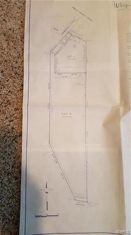 0 LOT 2 - WAKEFIELD LANE, GRUBVILLE, MO 63041 - Photo 1