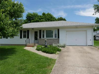 448 MONROE ST, Waterloo, IL 62298 - Photo 1