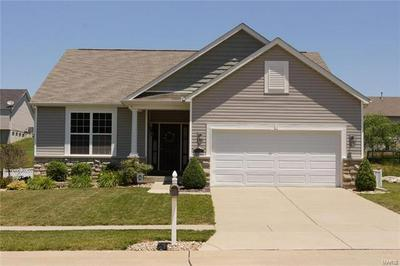 328 CIMARRON VALLEY TRL, Wentzville, MO 63385 - Photo 1