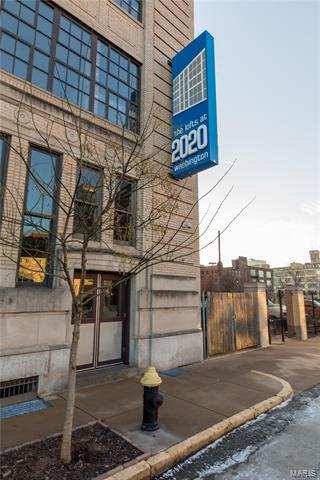2020 WASHINGTON AVE UNIT 606, St Louis, MO 63103 - Photo 1
