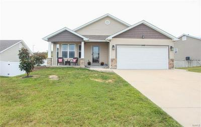 446 PEVELY HEIGHTS DR, Pevely, MO 63070 - Photo 1