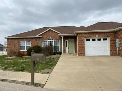 131 SAINT CHRISTOPHER CT, Mascoutah, IL 62258 - Photo 1