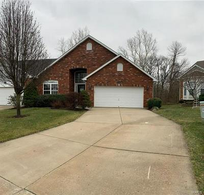 7346 TIMBERPOINT CT, Fairview Heights, IL 62208 - Photo 1
