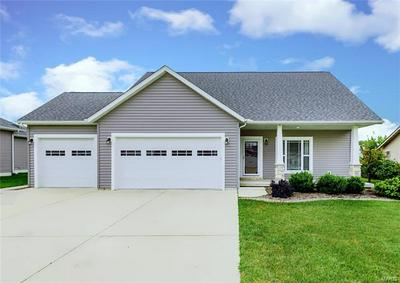 412 PHEASANT CT, WORDEN, IL 62097 - Photo 1