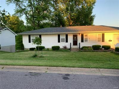 610 ROOSEVELT ST, Washington, MO 63090 - Photo 1