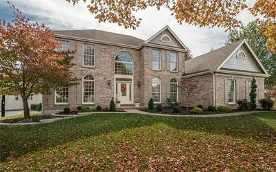 1262 SOMERSET FIELD DR, Chesterfield, MO 63005 - Photo 1