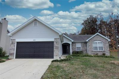 839 SILVER LAKE VIEW DR, Pacific, MO 63069 - Photo 1