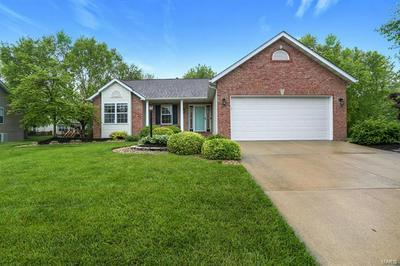 7009 REMINGTON CT, Edwardsville, IL 62025 - Photo 1